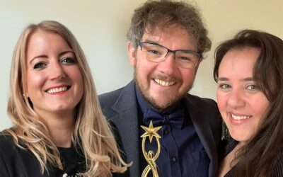 'Best Blog of 2020' national award win for #SheCan365